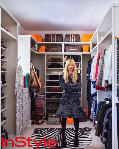Rachel Zoe Packs Celebrity Closets With Style U2014 Hereu0027s Her Own Closet As  Seen In In Style.