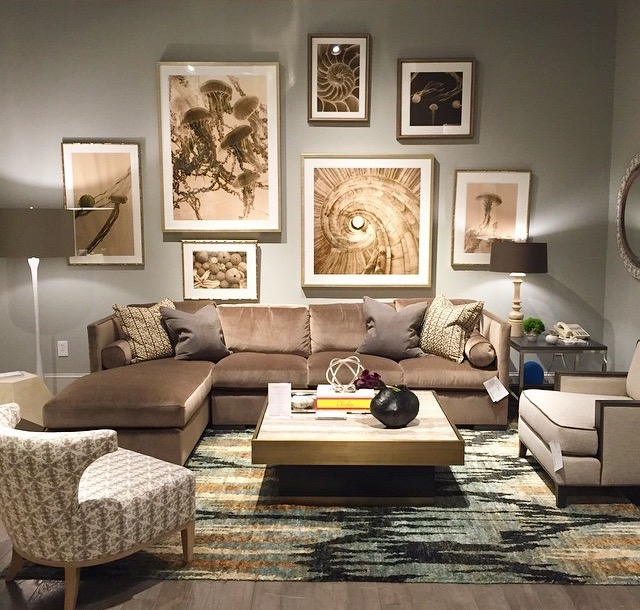 Thom Filicia for Vanguard Vignette