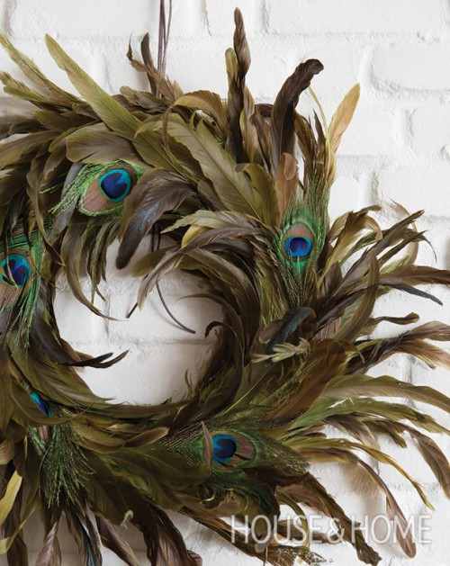 Day 4:  Feathering Your Holiday Nest