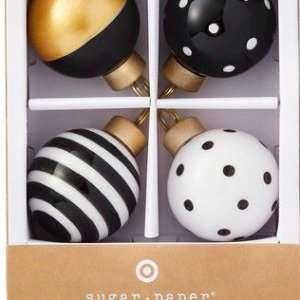 Sugar Paper Gift Toppers  Target
