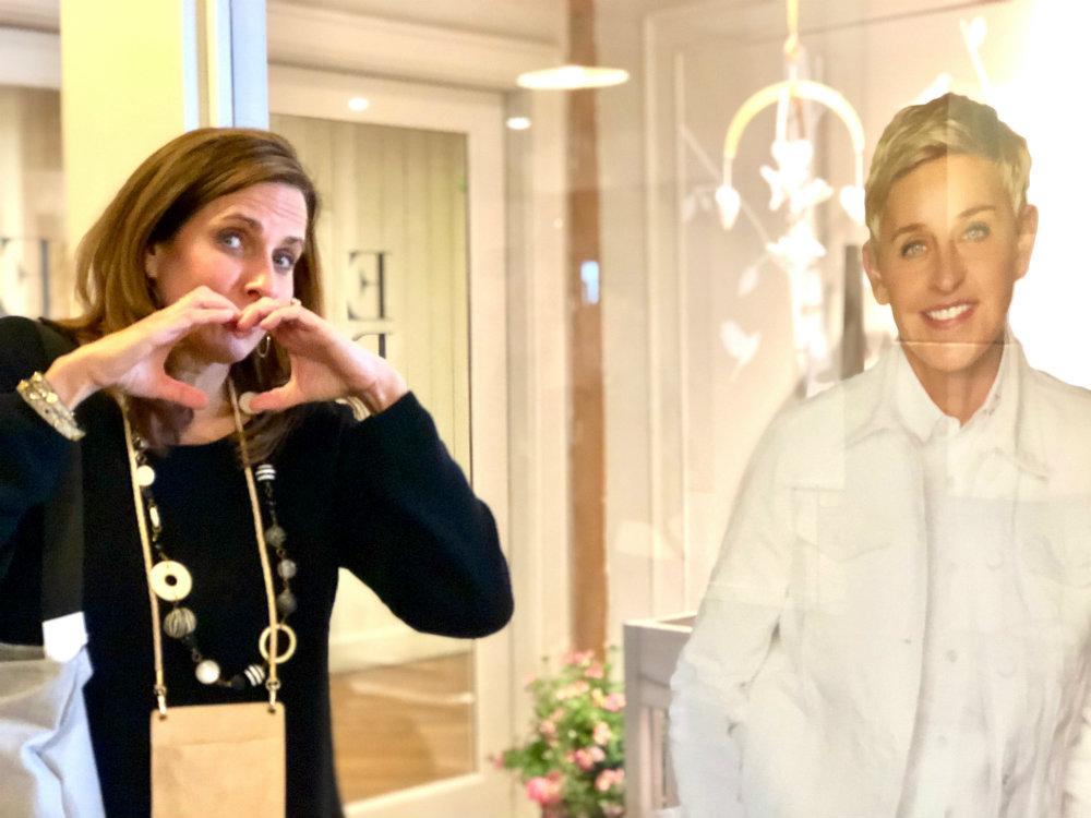 Mel hearts Ellen Edited