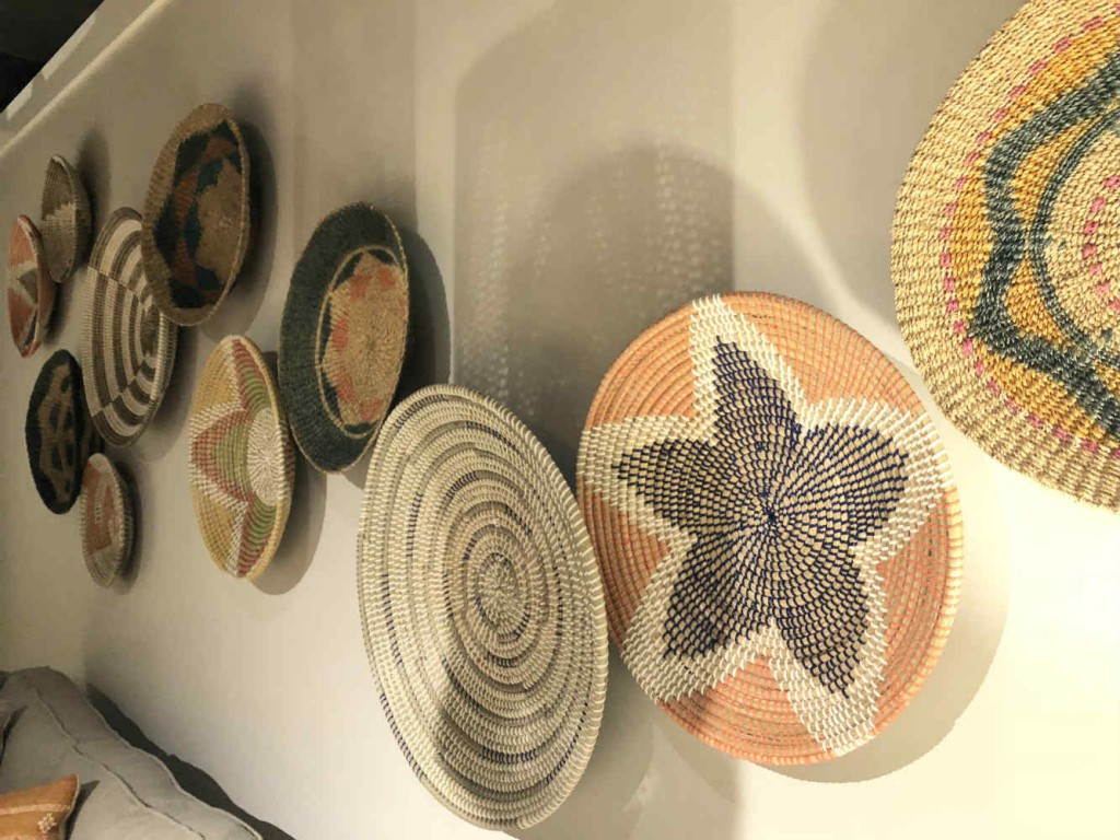 Or group baskets for three dimensional texture.