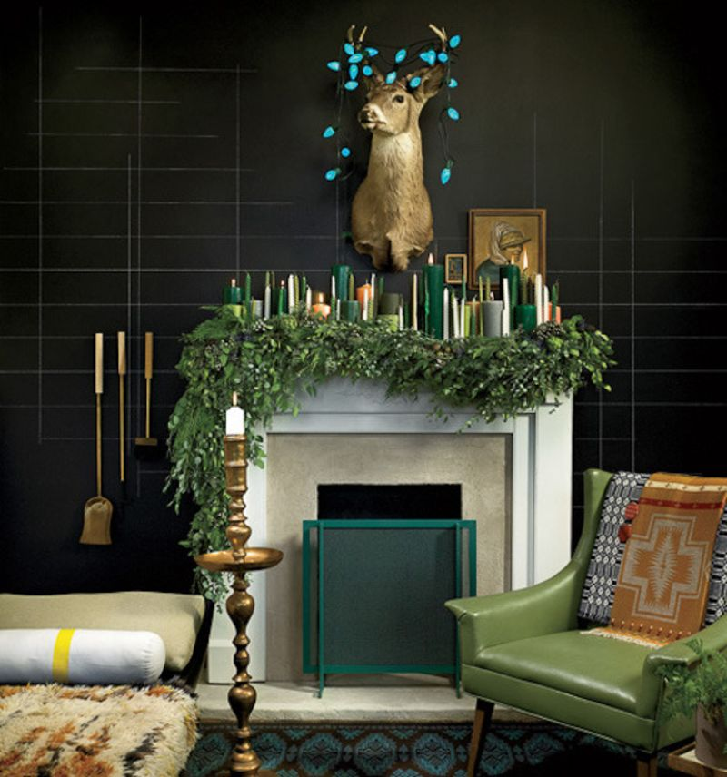 Reindeer Mantle